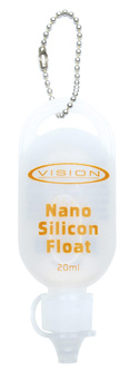 Vision Nano Silicon Float Flytmedel