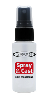 Vision Spray & Cast Flytmedel