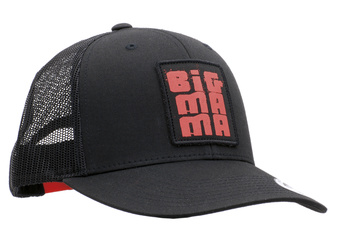 Vision Big Mama Cap Black Keps