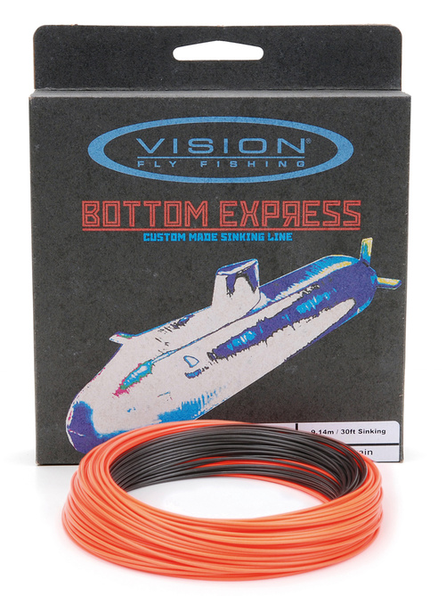 Vision Bottom Express Fluglina - 250 grain