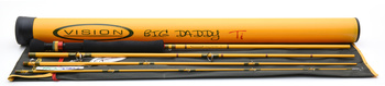 Vision Big Daddy Titanium Fly Rod
