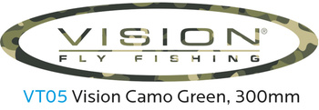 Vision VISION Sticker Camo Green 300mm
