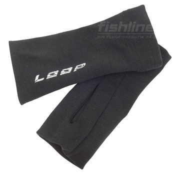 Loop Wool Pulse Heater Jet Black