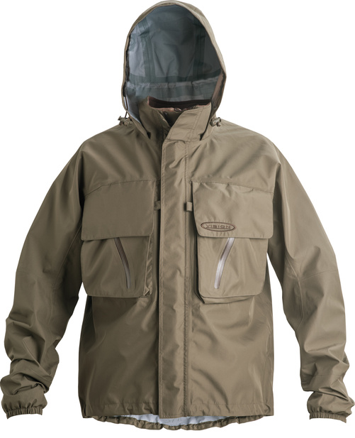 Vision Kura Jacka Light Brown - XL