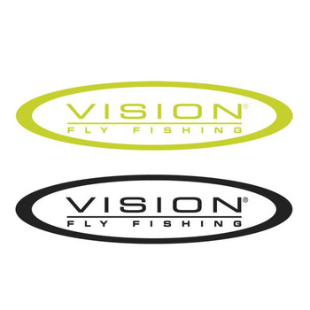 Vision VISION Sticker 120mm 2 pieces