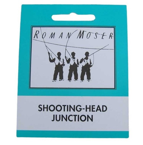 Roman Moser Minicon Flätöglor - Shooting Head