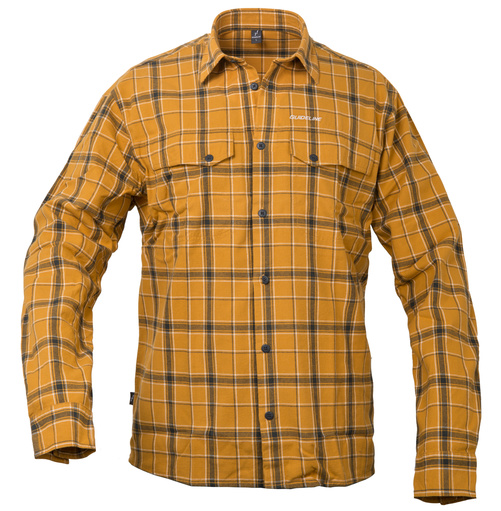 Guideline Laxa Skjorta Golden Yellow - XXL