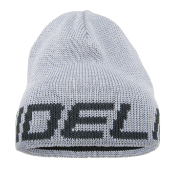 Guideline Logo Beanie Light Grey