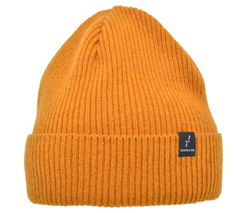 Guideline Fishermans Beanie Golden Yellow