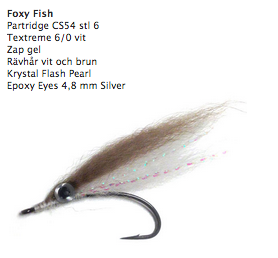 Fly Tying Box - Foxy Fish