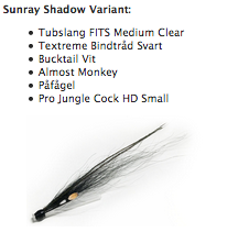 Fly Tying Box - Sunray Shadow Variant