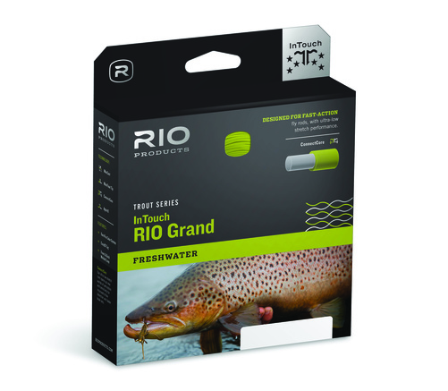 RIO InTouch Grand Flyt Fluglina Green/Gray/Yellow - # 6