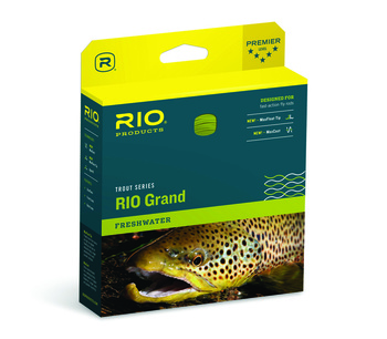 RIO Grand Flyt Fluglina Pale Green/Light Yellow