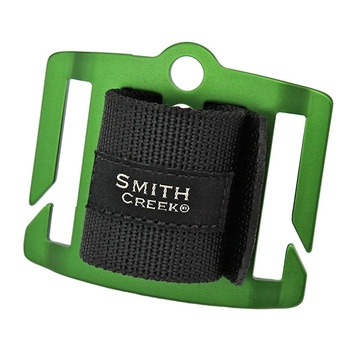 Smith Creek Net Holster Green