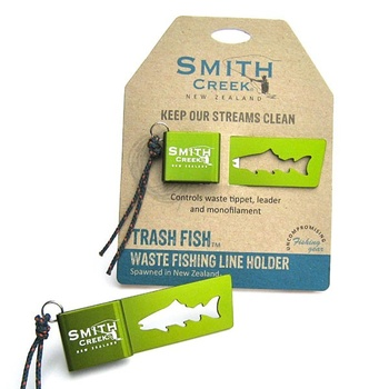 Smith Creek Trash Fish Green