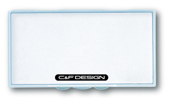 C&F Plus One Fly Case for Nymph Small Flies (P1-1)