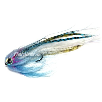 Bauer Pike Deveiver - UV Baitfish