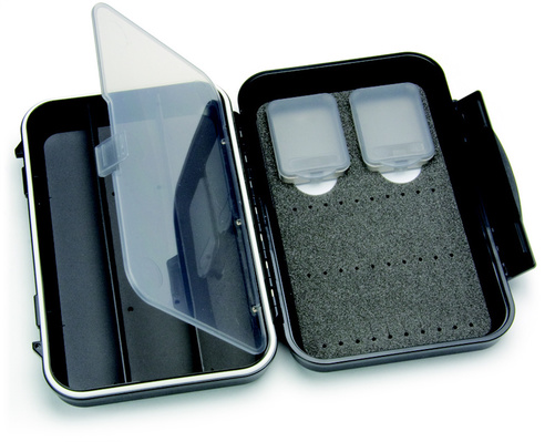 C&F Medium 2-Row WP Tube Fly Case w 3 Comp (CF-2403V)