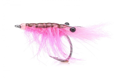 John Shrimp Hot Pink Gamakatsu F314 # 4