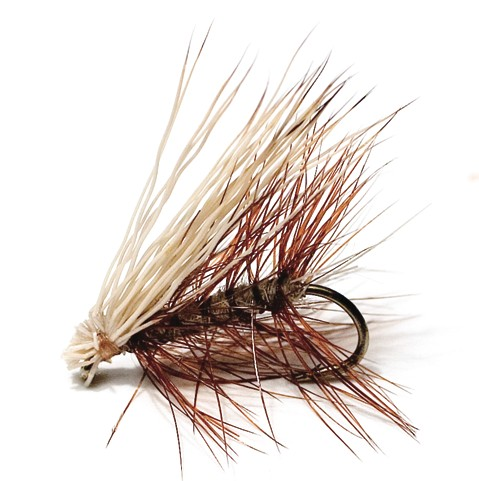 Elk Hair Caddis Brown TMC 100 # 14