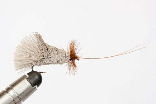 Goddard Caddis Streamer stl 10