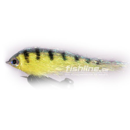 Magic Minnow Yellow size 4
