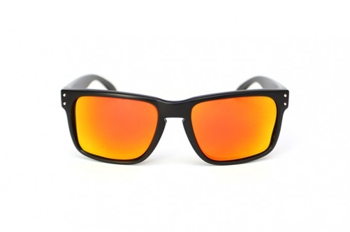 Fortis Bays Polarised Sunglasses Fire
