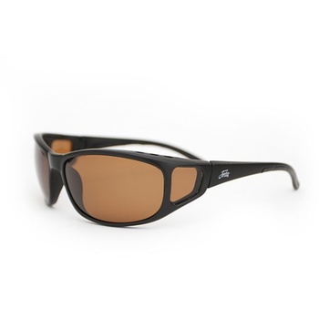 Fortis Wraps Polarised Sunglasses Brown