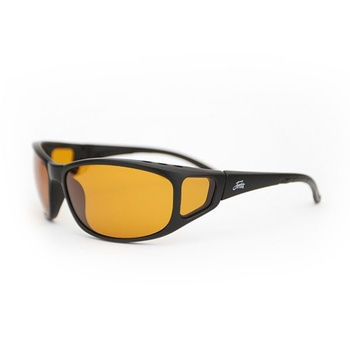 Fortis Wraps Polarised Sunglasses Yellow
