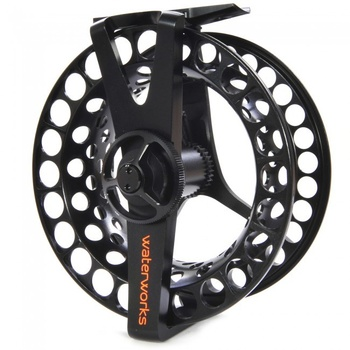 Lamson Force SL Series II Black Flugrulle