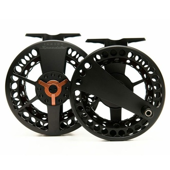 Lamson Speedster HD Black Flugrulle