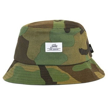 Fortis Bucket Hat Camo Green