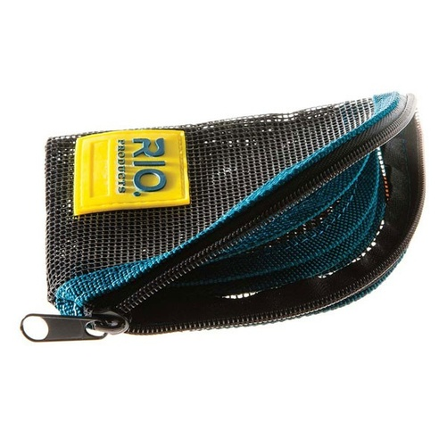 RIO Shooting Head Wallet Blue Mesh