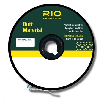 RIO Butt Material - 0,76mm/30kg for line #10-12 183m