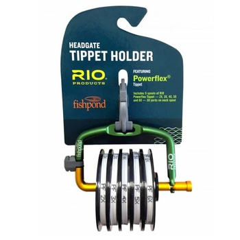 RIO Headgate w/2X-6X Powerflex Tippet