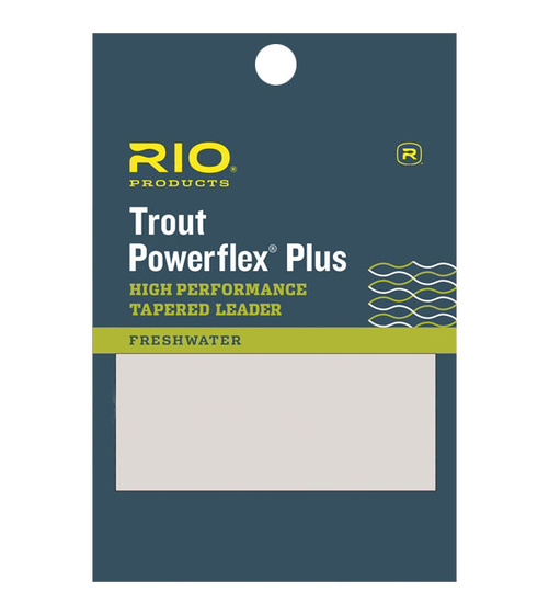 RIO PowerflexPlus Tafs 9 ft - 3X 0,20mm/4,3kg