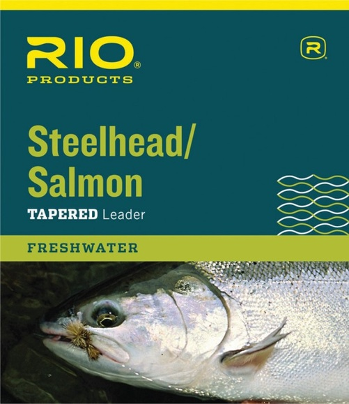 RIO Salmon/Steelhead Taperad Tafs 12ft - 0,38mm