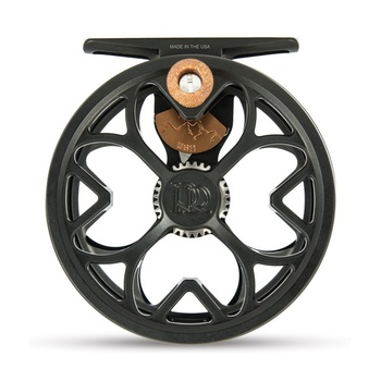 Ross Reels Colorado LT Matte Black