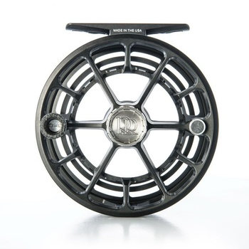 Ross Reels Evolution R Matte Black