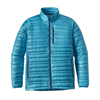 Patagonia M's Ultralight Down Jacket Grecian Blue