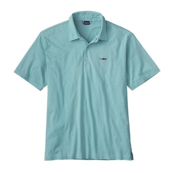 Patagonia Men's Polo - Trout Fitz Roy skjorta