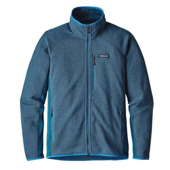 Patagonia Men's Performance Better Sweater™ Fleece Jacket Blue