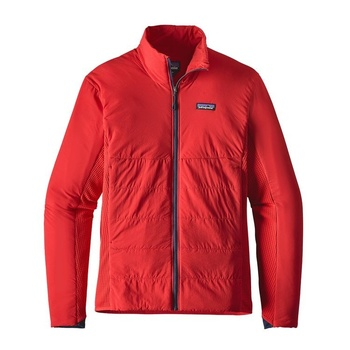 Patagonia Men's Nano-Air® Light Hybrid Jacket Fire Red