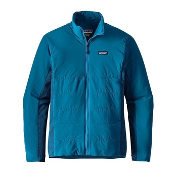 Patagonia Men's Nano-Air® Light Hybrid Jacket Big Syr Blue