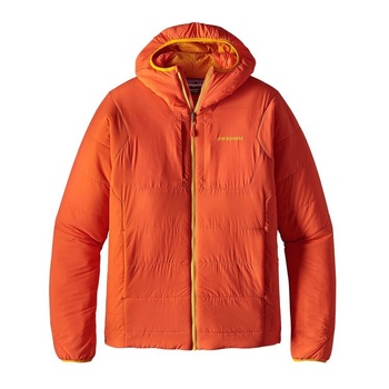 Patagonia Men's Nano-Air® Hoody Jacket Campfire Orange