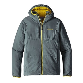 Patagonia Men's Nan-Air® Hoody Jacket Nouveau Green
