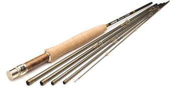 Guideline Fario CRS 6-delat Fly Rod