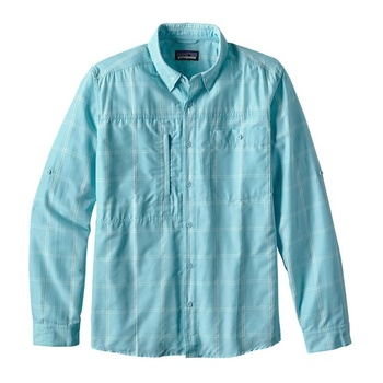 Patagonia Men's Long-Sleeved Gallegos Shirt