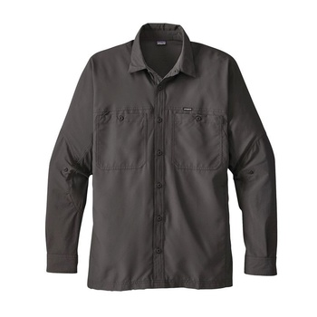 Patagonia Men's Lightweight Field Shirt Feather Forge Grey