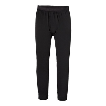 Patagonia Men's Capilene® Thermal Weight Bottoms Black